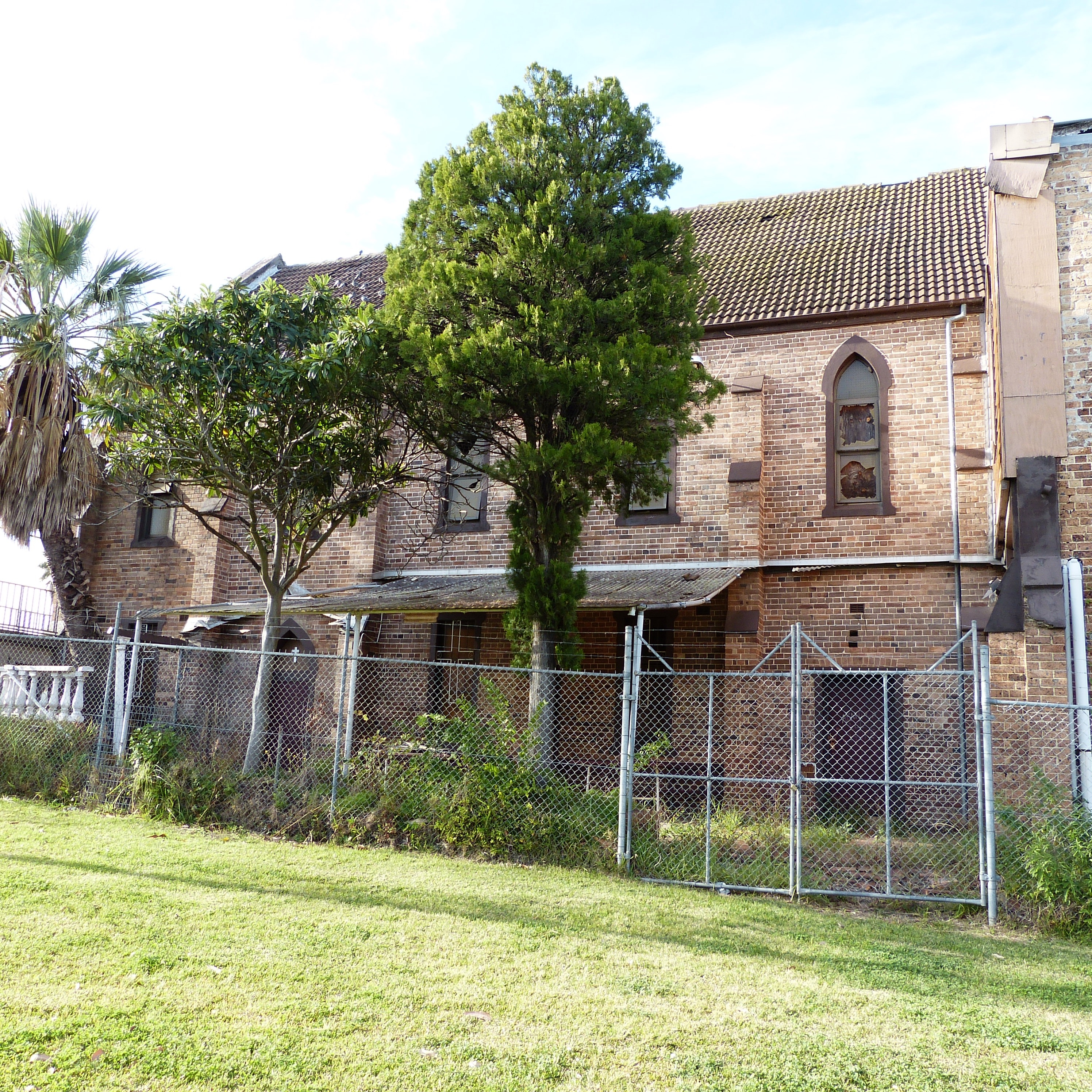 This Church was the first EgyptianCoptic  Church in Australia and the first outside of Egypt. It was resumed by the Commonwealth when it became adversely affected by noise when the third runway was constructed at Sydney airport.