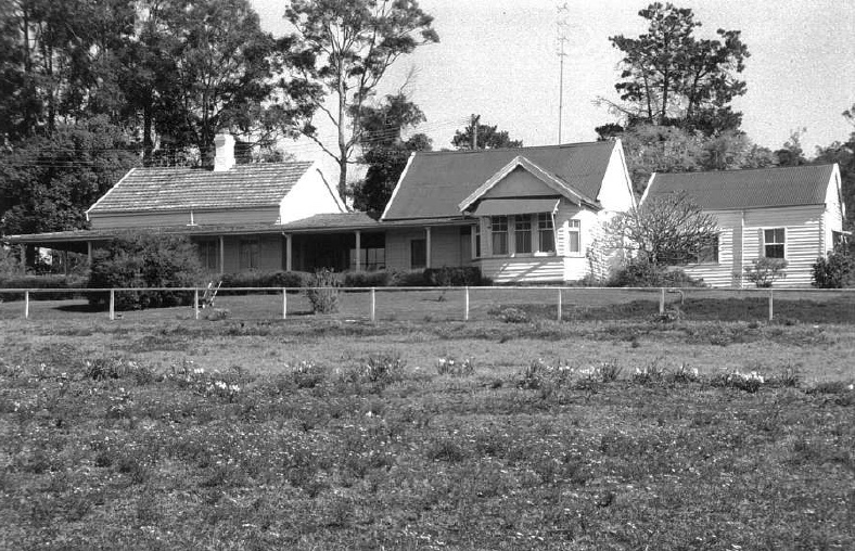 It is the oldest homestead in the former Wyong Shire, but was severely damaged in an arson attack in 2011. European occupation of the site dates to the 1830s.