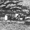 Figure 5 - Extract from Figure 3 showing detail of the house to the north of the cottage identified as Experiment Farm Cottage.